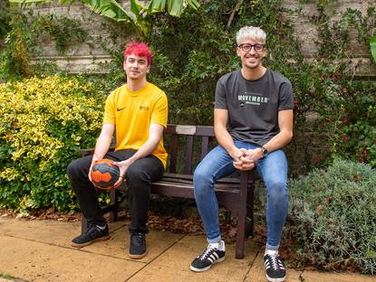 University Handball club raises £3,000 for Movember