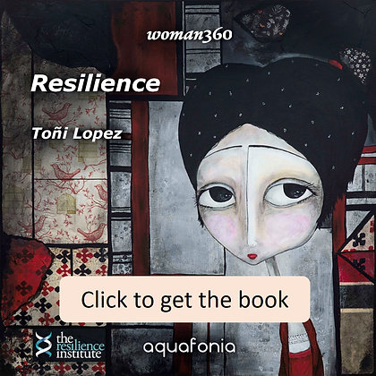 Hard Cover Resilience Book