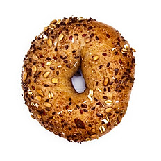 WHOLE WHEAT & SEEDS BAGEL