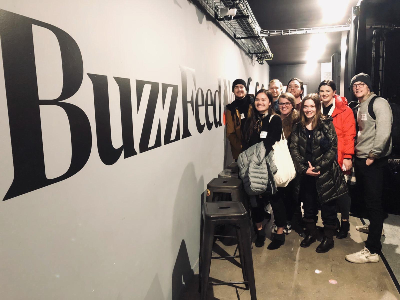 Buzzfeed Tour