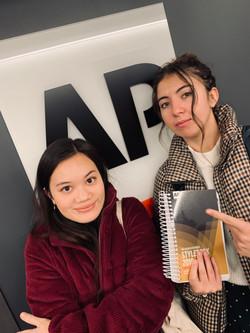Tour of Associated Press