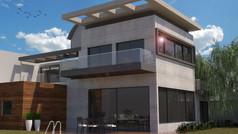 אדריכלות : דיויד בן עזרי