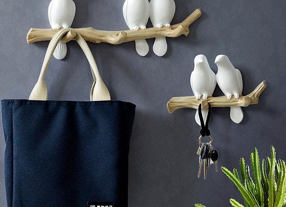 Bird Hanger For Key/Coat/Clothes/Towel/Hat/Handbag