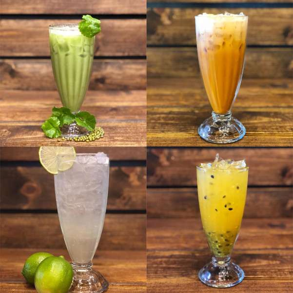 Refreshing Juice and Drinks