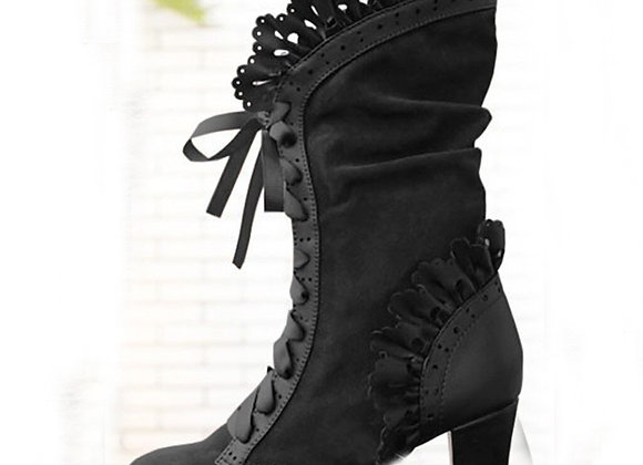 Winter Laces Boots