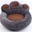Thumbnail: Paw Nest Plush Cusion