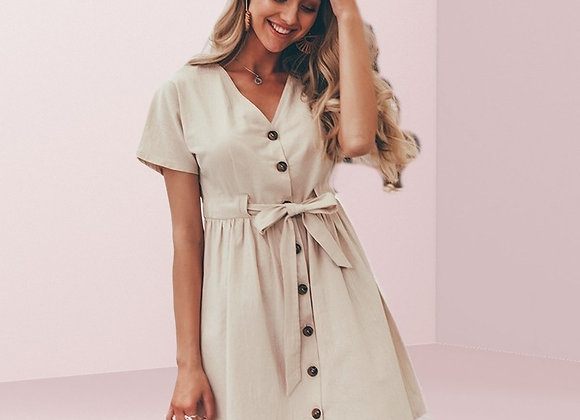 Happiest Days Cotton Dress