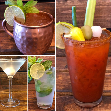Refreshing Alcoholic Beverages