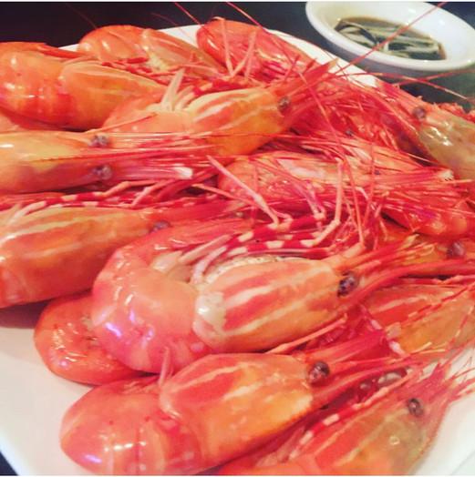 Spotted Shrimp