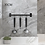 Thumbnail: Wall-Mount Aluminum Kitchen Organizer
