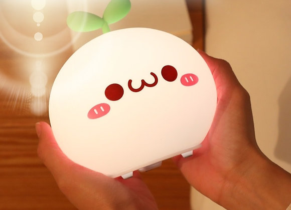 Cute USB LED Night Lamp  (Touch Sensor)