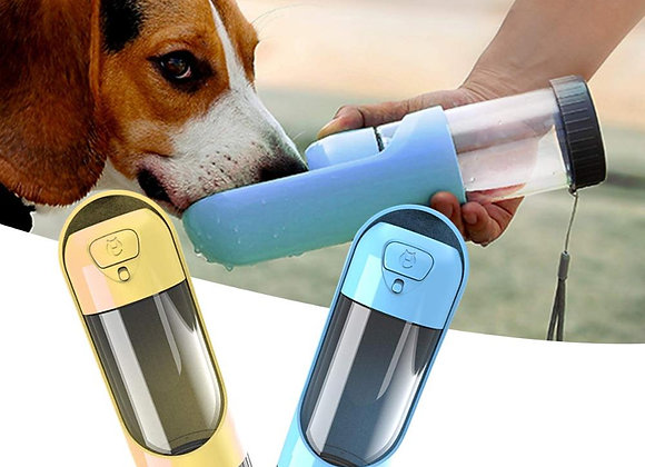 Portable Dog/Cat Drinking Bowl With Filter