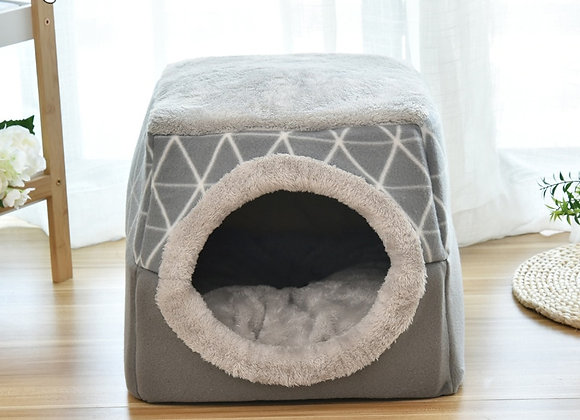 Soft and Cozy House For Cats/Dogs