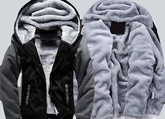 Winter Thick Fleece Hoody