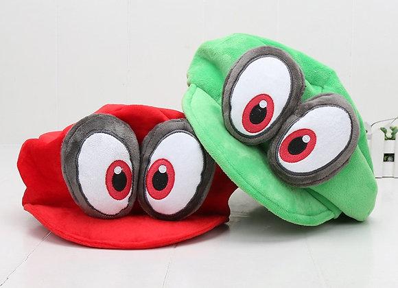 Mario Brothers Cappy Hats