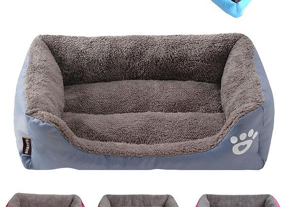 Warm Fleece Sofa Bed