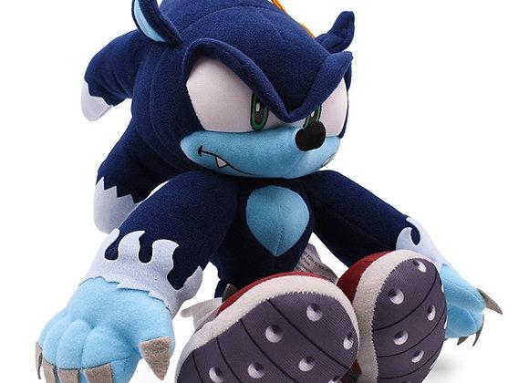 Sonic the Werehog Soft Plush