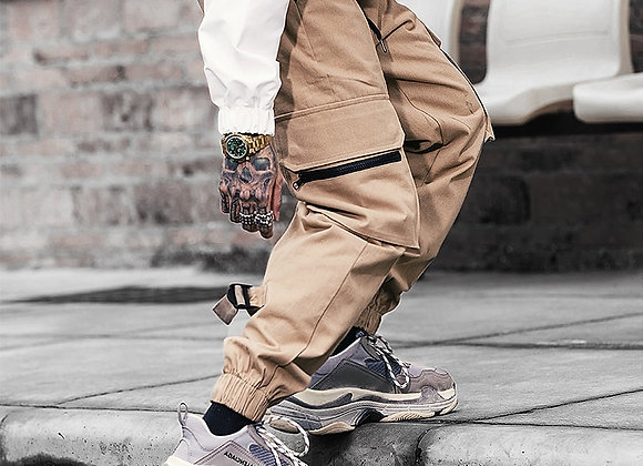 Solid Statements Cargo Pants