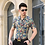 Thumbnail: It's Never Too Late Floral Abstract Shirt