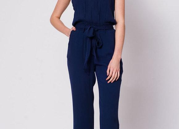 Navy Blue Elton Jumpsuit