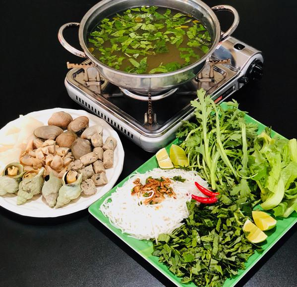 Escargot Hot Pot
