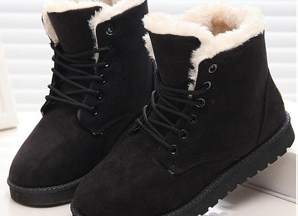 Winter Plush Boots