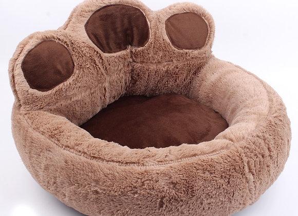 Paw Nest Plush Cusion