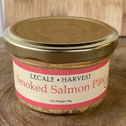 Lecale Harvest, Smoked Salmon Pàte