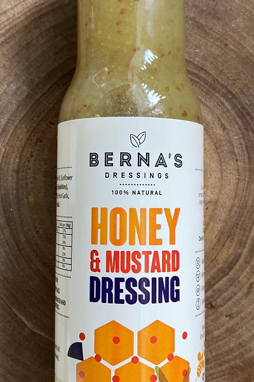 Berna's Dressings ,Honey and Mustard Dressing