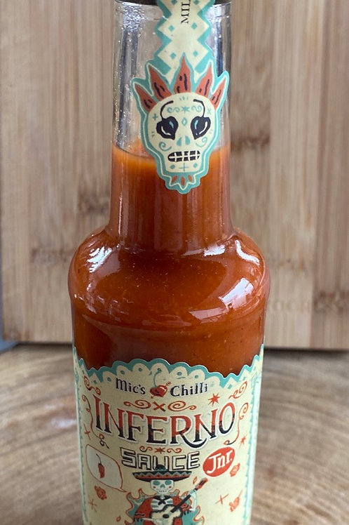 Mic's Chilli Inferno Sauce Jnr