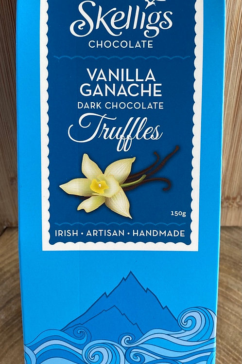 Skelligs Truffles Vanilla Ganache