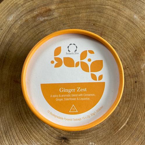 Solaris . Tea, Ginger Zest