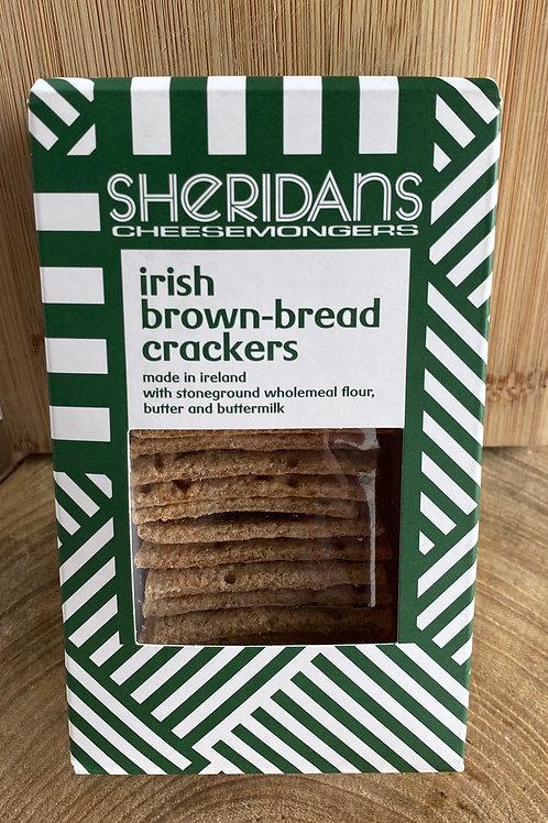 Sheridans, Brown Bread Crackers