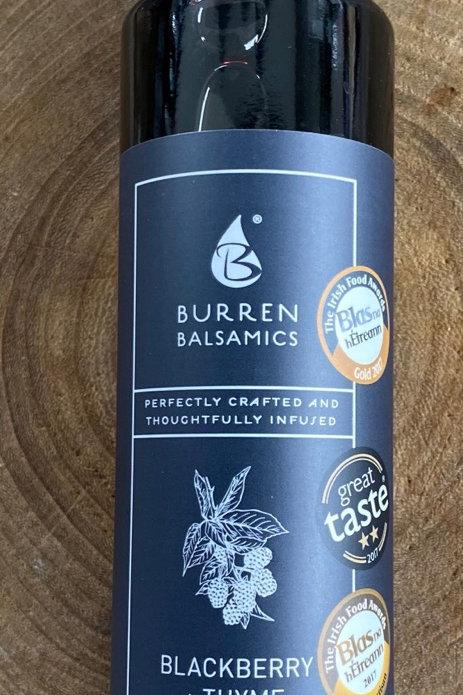 Burren Balsamics, Blackberry & Thyme