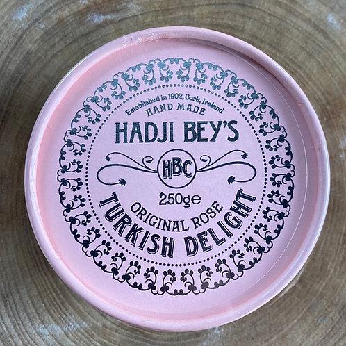 Hadji Bey's, Turkish Delight, Original Rose