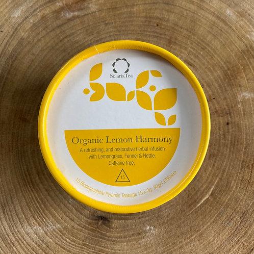Solaris . Tea, Organic Lemon Harmony