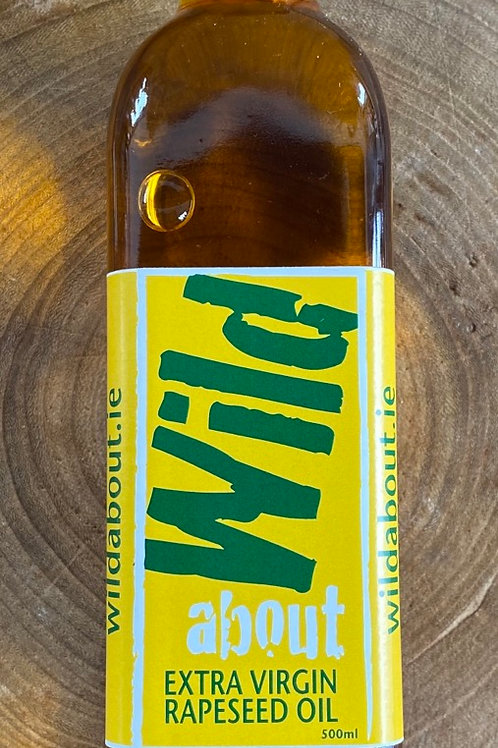 Wild About, Extra Virgin Rapeseed Oil