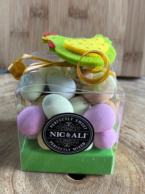 Nic & Ali, Belgian Chocolate Mini Egg Box