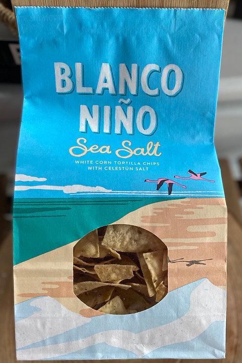 Blanco Niño Sea Salt Tortilla Chips