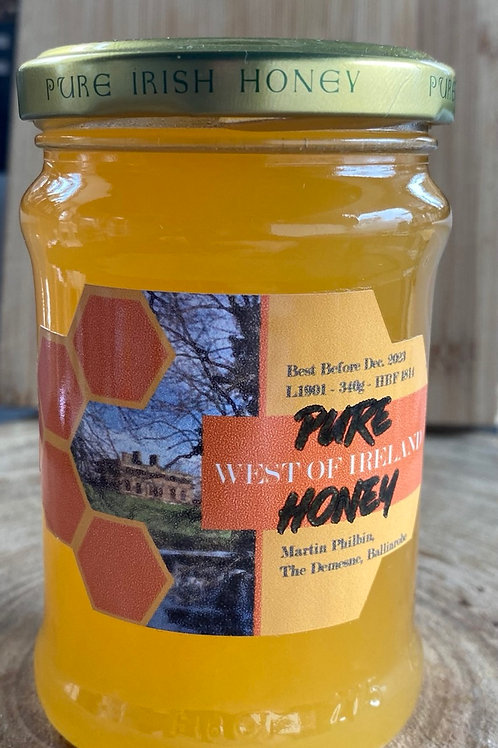 Martin Philibin Local Honey