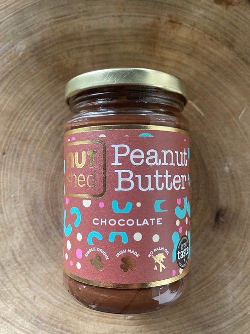 Nut Shed, Chocolate Peanut Butter