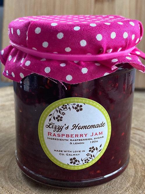 Lizzy's Raspberry Jam
