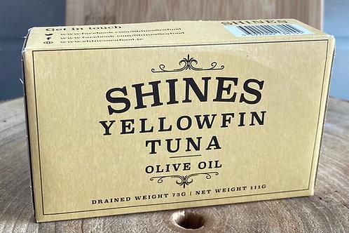 Shines Yellowfin Tuna Olive Oil