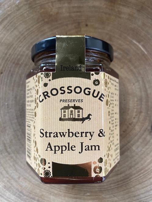 Crossogue, Strawberry & Apple Jam