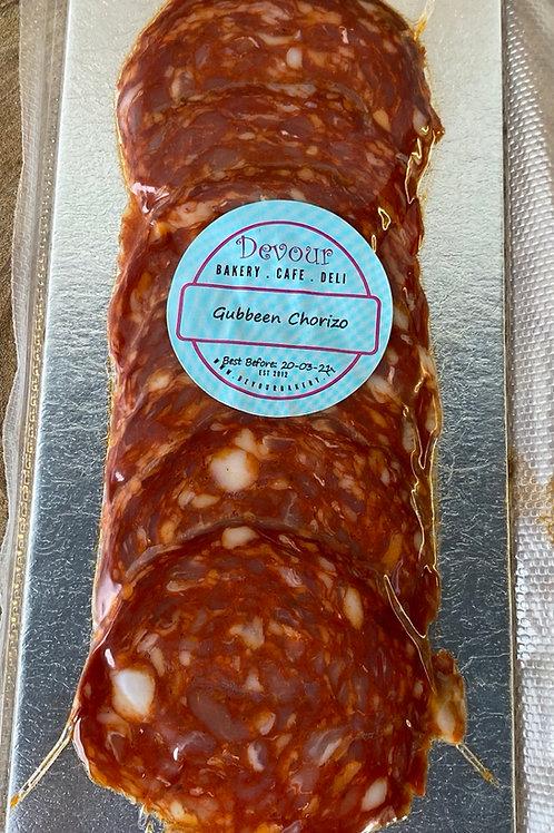 Gubeen Chorizo, Sliced