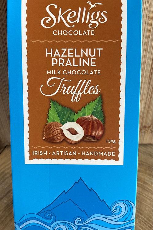 Skelligs Truffles  Hazelnut Praline