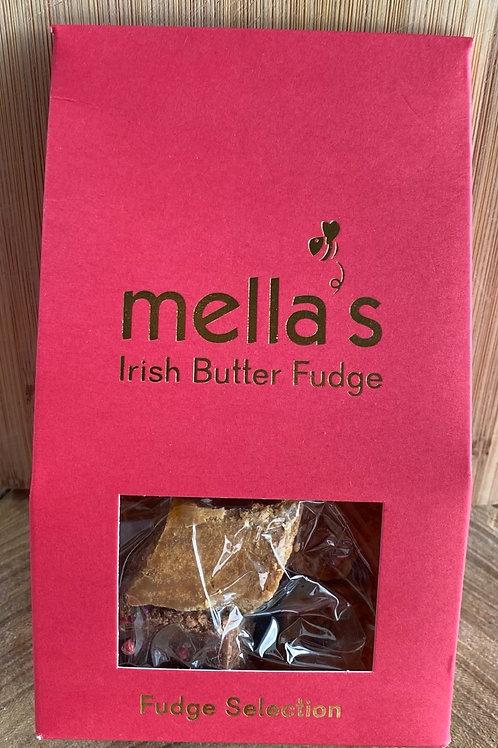 Mella's Fudge Selection Irish Butter Fudge