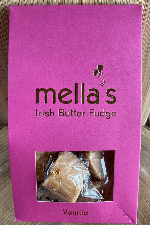 Mella's Vanilla Irish Butter Fudge