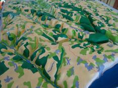 Maquette du bassin versant de l'Arques