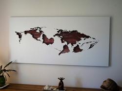 Planisphère baleine